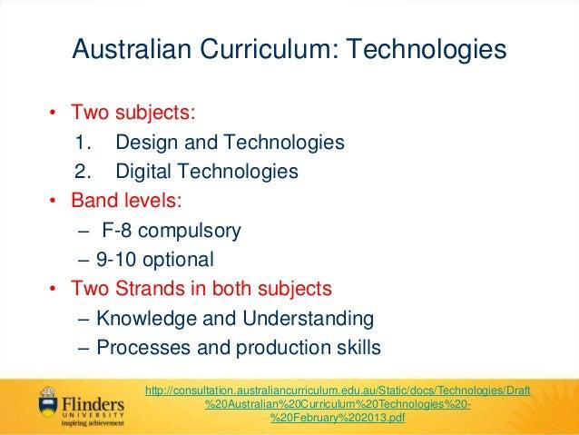 australian curriculum general capabilities pdf