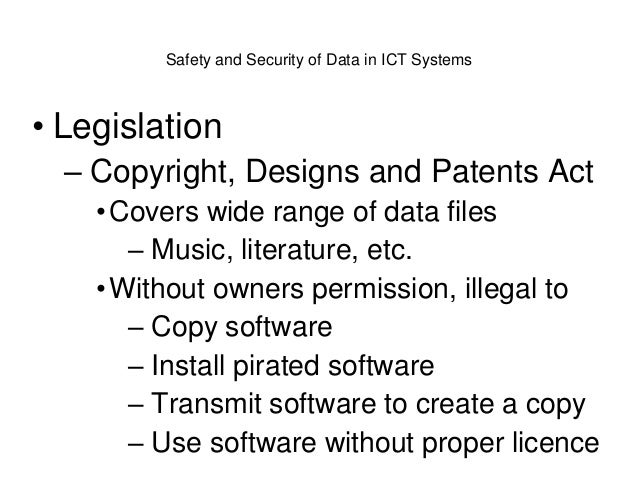 Aqa As Ict Info2 Revision