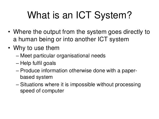 ict revision part 3 Category:information technology revision notes a level ict revision notes g (part 3) started by.