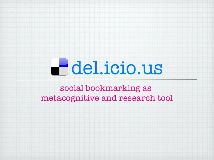 Using Delicious in Education