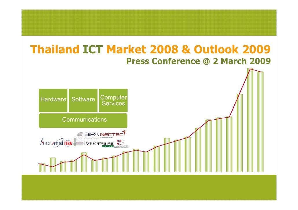 Thailand ICT Market Survey 2008