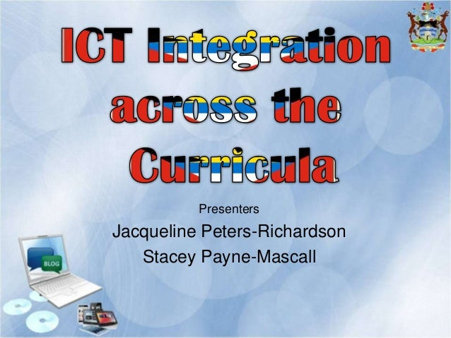 ICT Integration across the Curricula