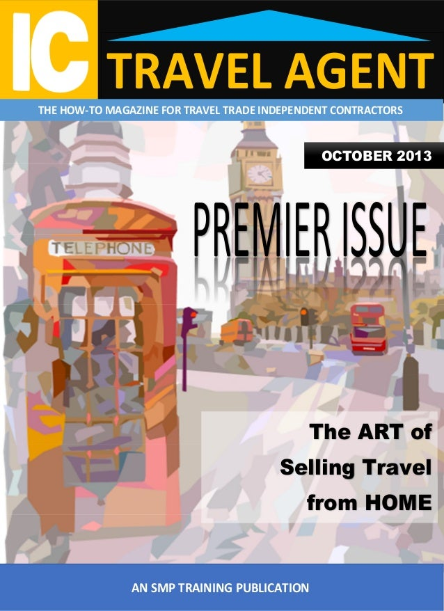 IC TRAVEL AGENT - October 2013