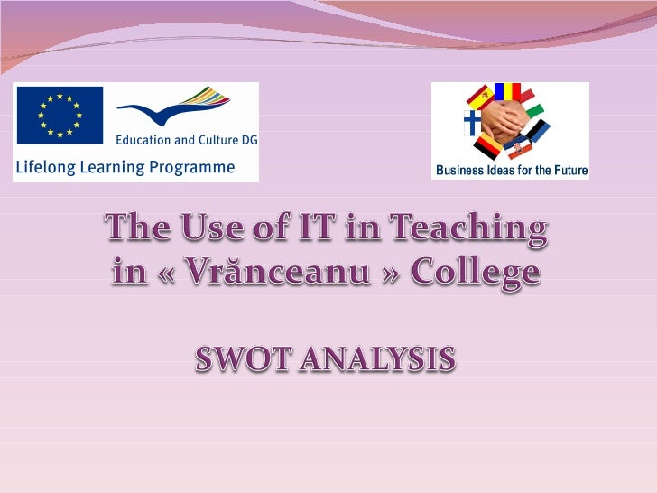 IT CLASSES FOR THE           STUDENTSStudents who study vocational computing sciences 4 classes per week 2 classes of IC...