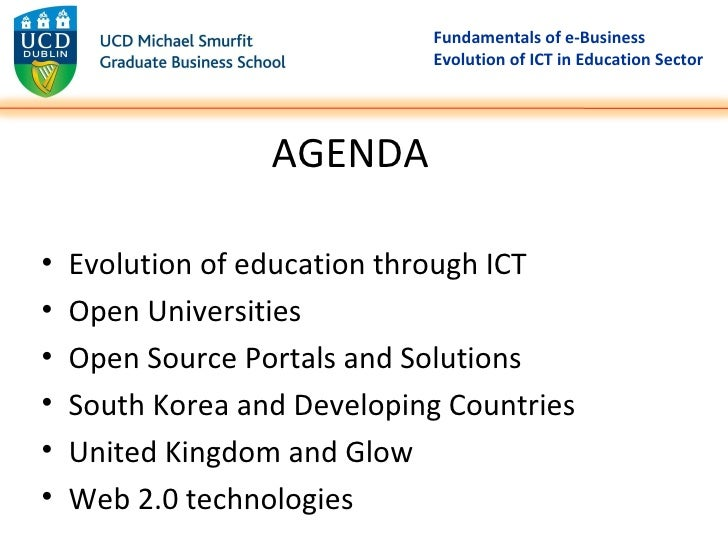 impact of ict in teaching and learning of business education courses The microsoft in education learning path is a set of  for developing a digitally literate pedagogy,  positively impact modern teaching and learning,.