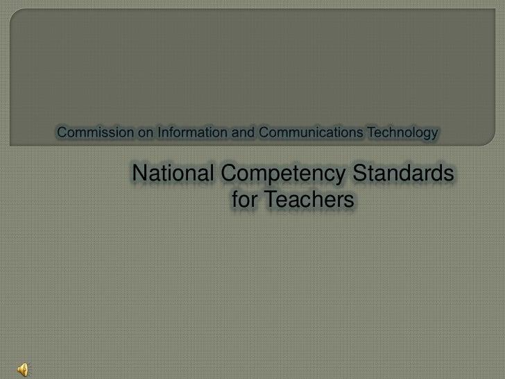 Ict standards