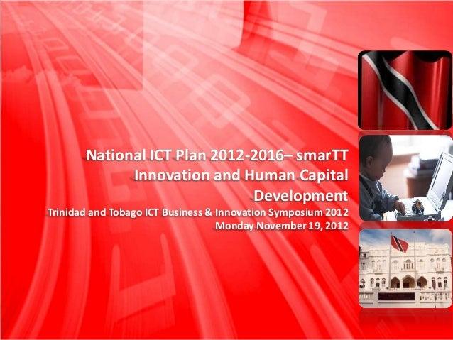 Ict symposium minister's presentation v2