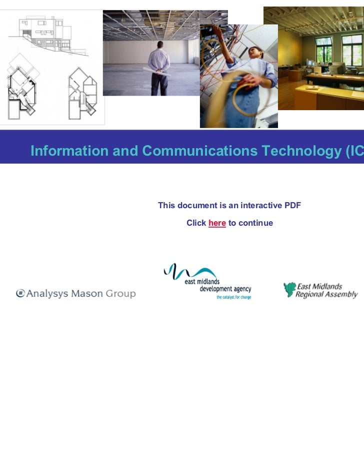 Information and Communications Technology (ICT) Toolkit                 This document is an interactive PDF               ...