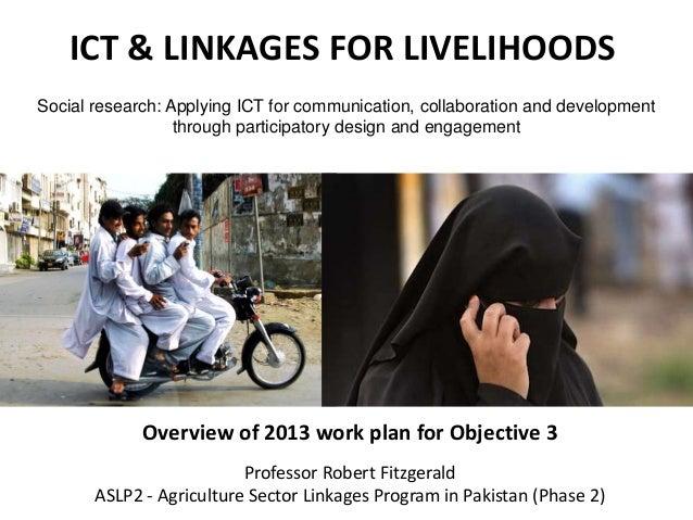 ASLP2 Social Research ICT Workplan 2013