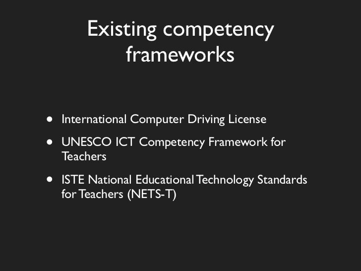 instructional competencies of the teaching force Teaching competencies in relation to students' academic performance in spamast the teaching competencies of cas in relation to students' academic.