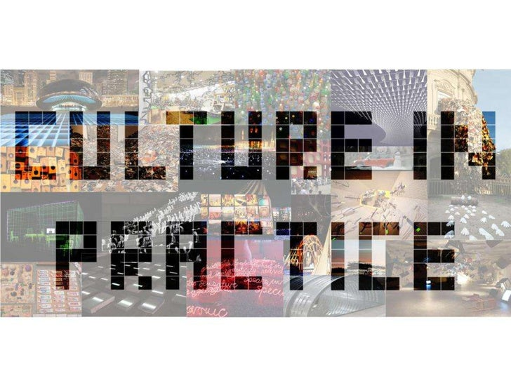 2011-2012 Spring SemesterFaculty of Architecture                               ID 501 Advanced ProjectDepartment Of Indust...