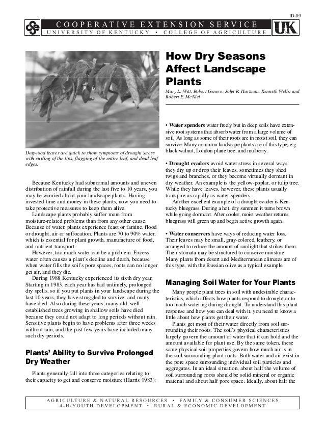 ID-89                                                                       How Dry Seasons                               ...
