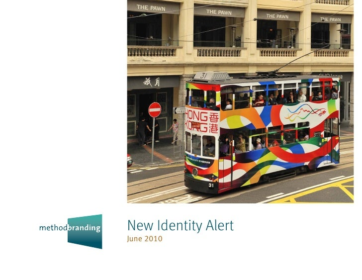 New Identity Alert June 2010