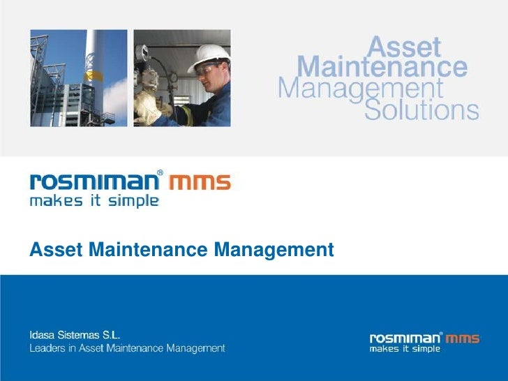 Rosmiman Asset Management (corporate)