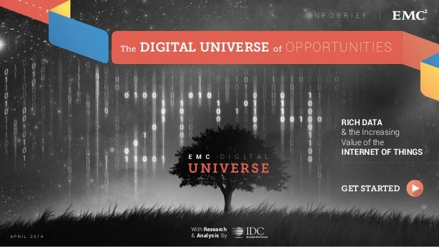 The Digital Universe of Tomorrow