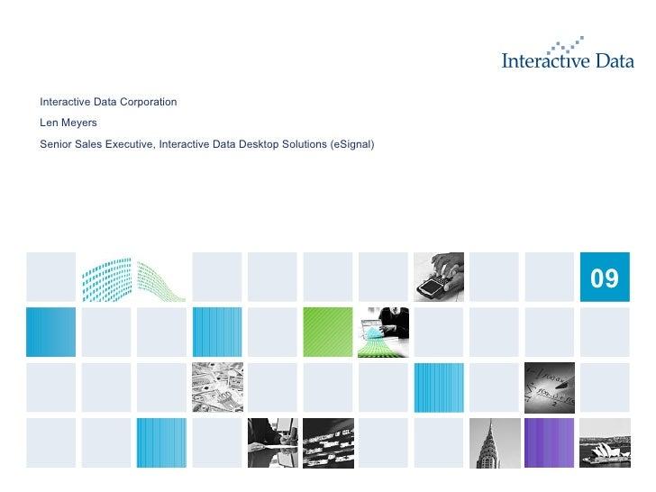 Interactive Data Corporation