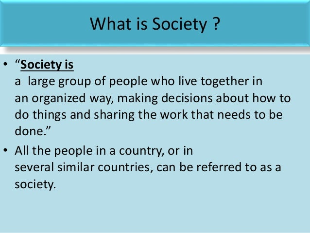 what makes a perfect society essay Make a description explaining why this particular thing plays in important role in the development of modern society essay: there is one more thing every writer should keep in mind to have a full vision of how to write a descriptive essay about yourself.