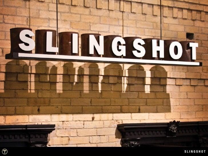 Slingshot Web Portfolio
