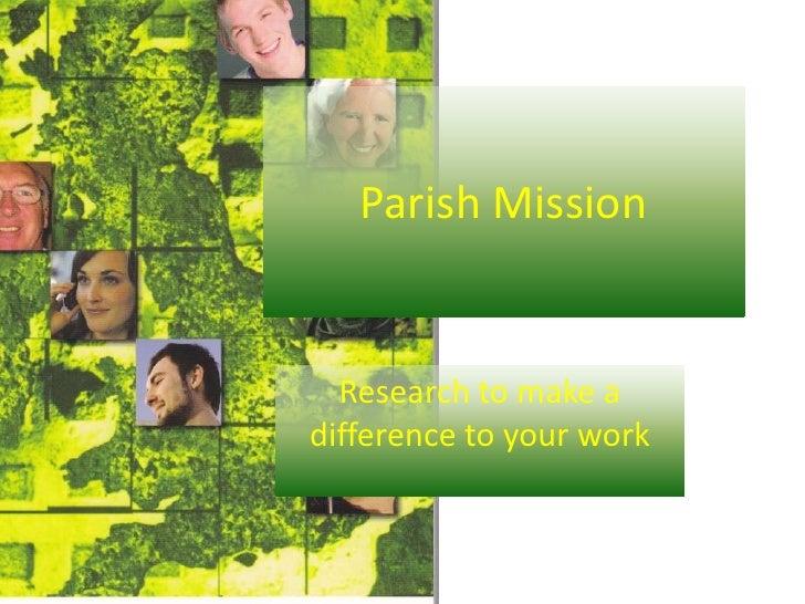 Ideal parish
