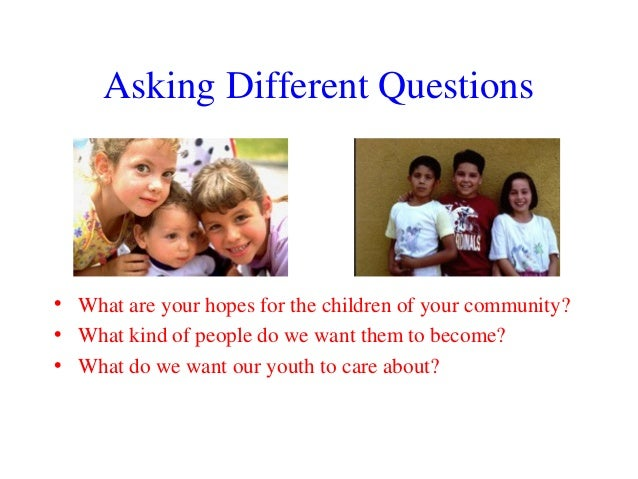 What would you like to have in your ideal school?