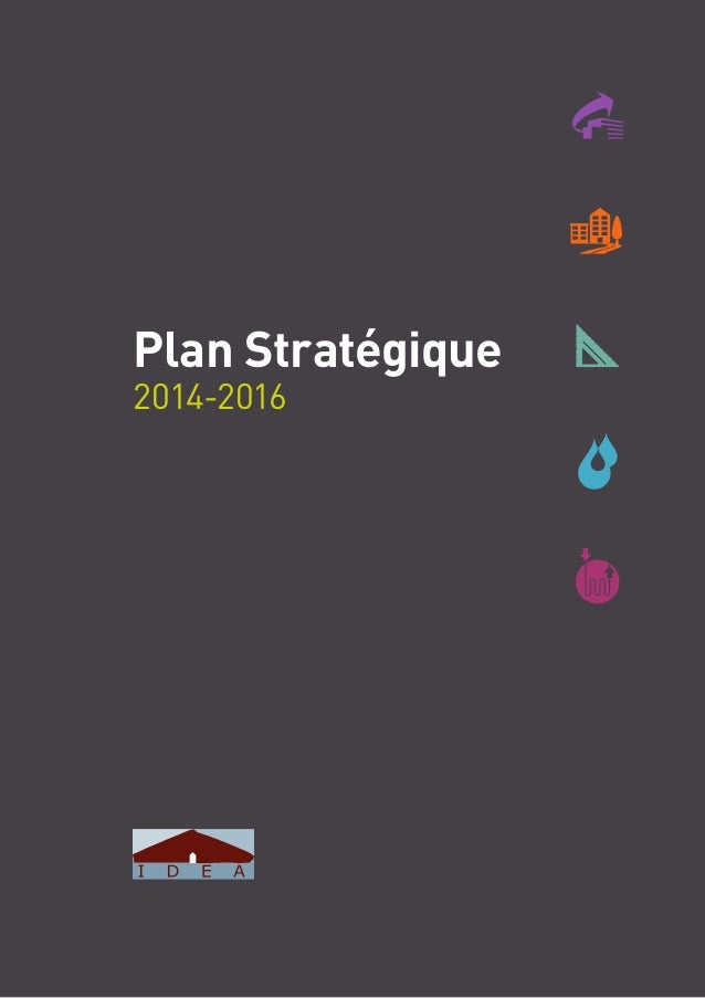 Idea planstrategique 2014-2016