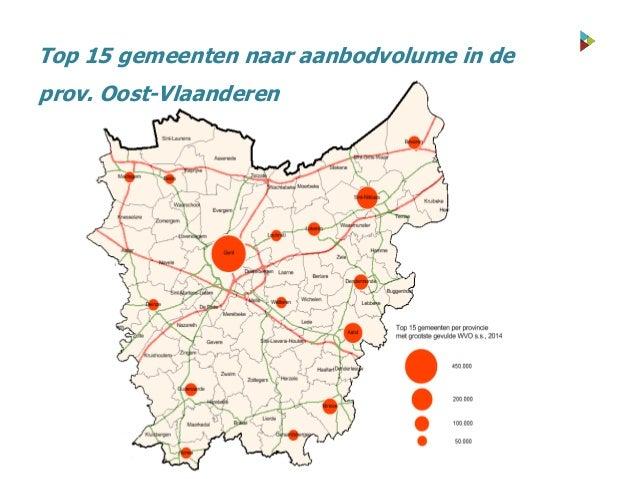 Oost Vlaanderen Gemeenten Oost-vlaanderen 38 Gemeenten