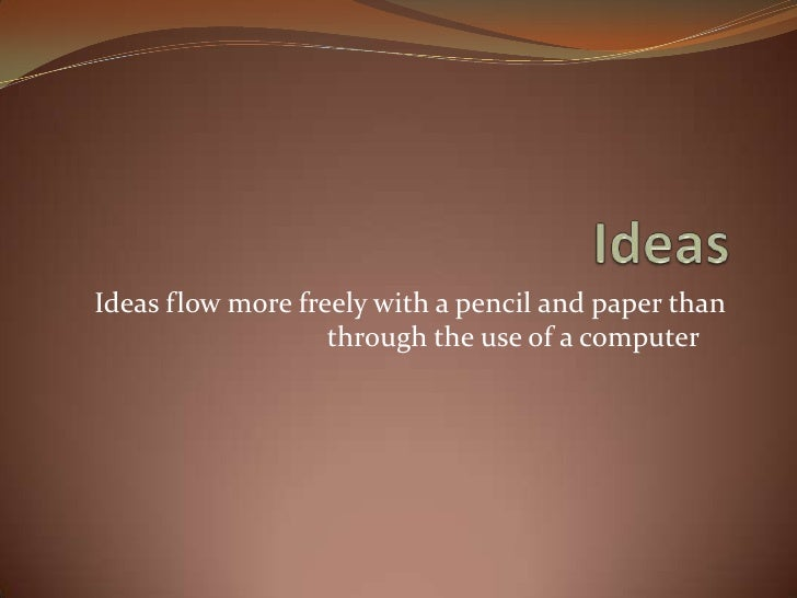 Class 6 Ideas