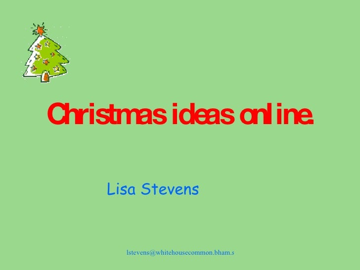 Ideas for Christmas in the MFL classroom (from 2006)