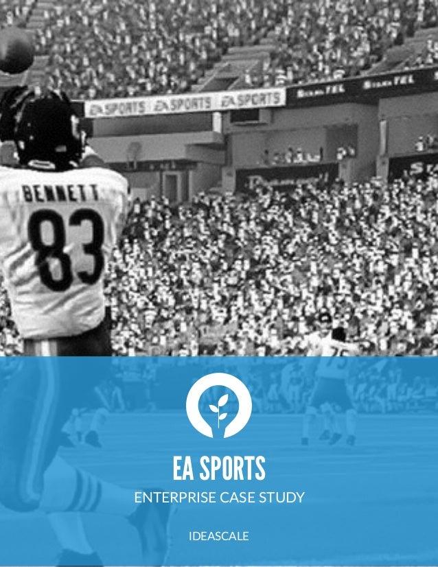 IdeaScale Case Study: EA Sports