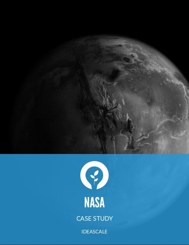 IdeaScale Case Study: NASA Mars Forum