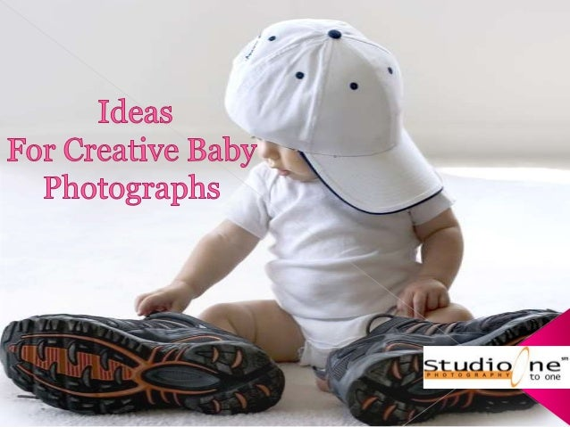Pair The Baby With A Family PetA good way of capturing creative photographs is to pair the baby with a family    pet. Get ...