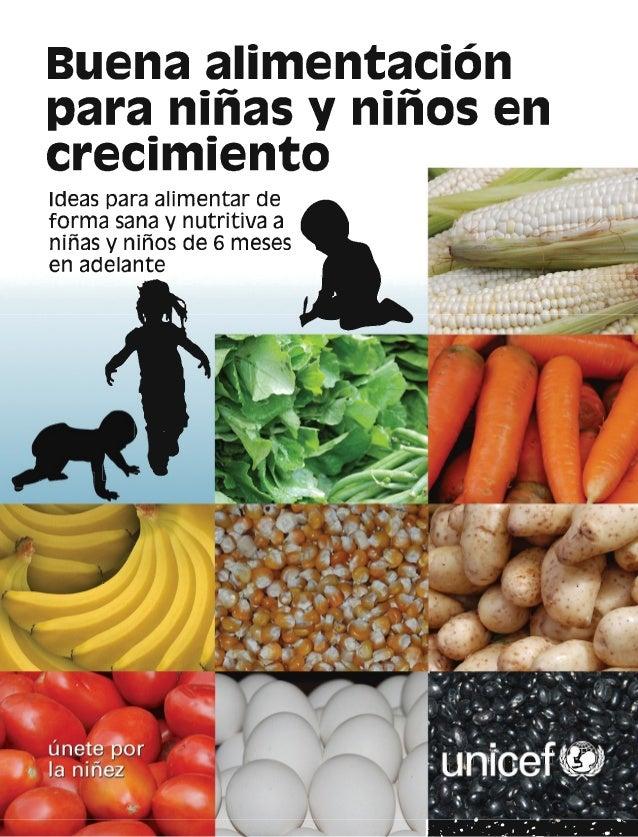 """- IT a _ ¿- »: j""""ÏT:  í't'«;  tj* É , t(Í:  (¿L 7:.  HL 'ze ¿AÍÍ_ La  Ideas para alimentar de  a-  forma sana v nutritiva ..."""