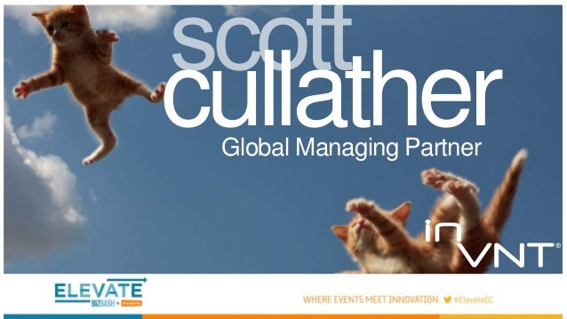 Ideas, Strategies, and the Insights to Extend the Life of Your Event with Scott Cullather