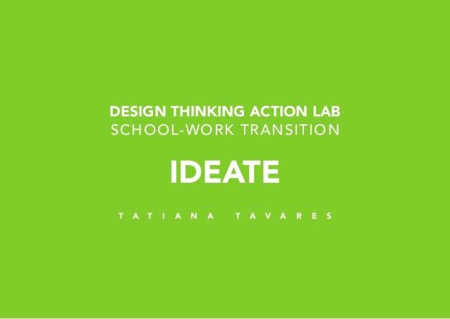 Ideate   design thinking