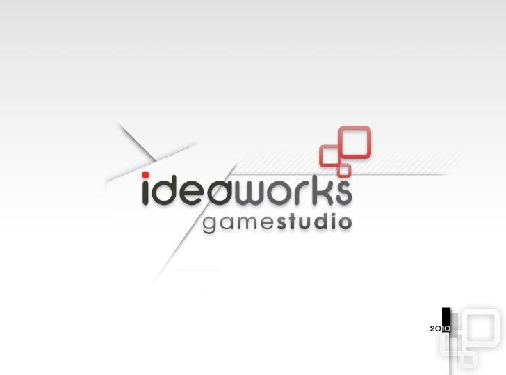 Ideaworks Game Studio Profile