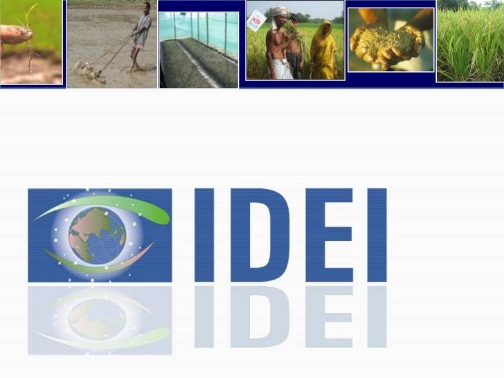 IDEI SRI - Weeder