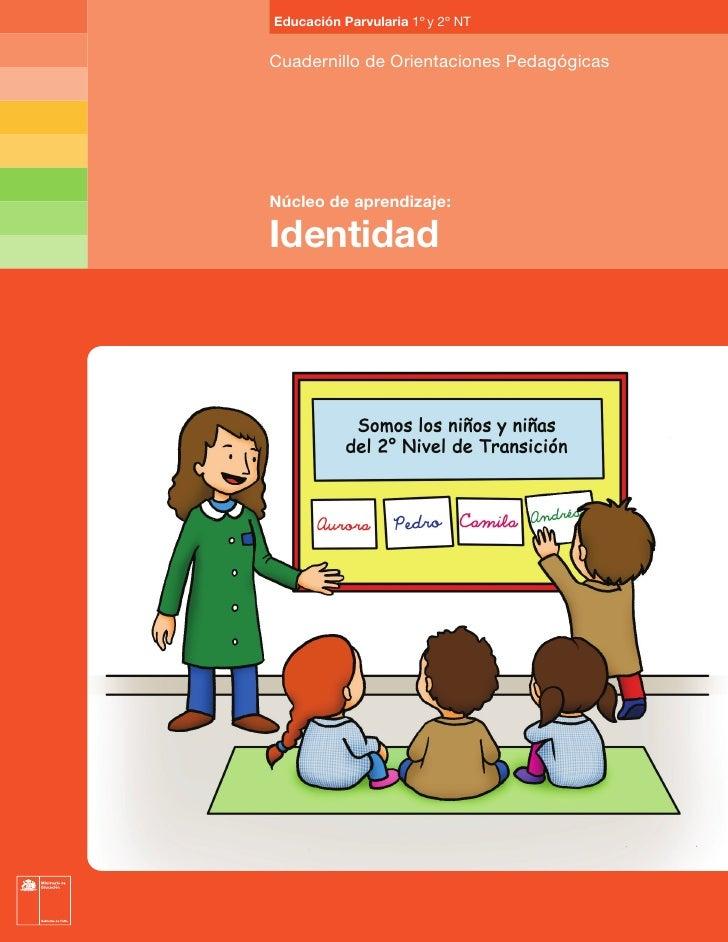 Proyecto lem educacion parvularia segundo nivel de transici0f3n