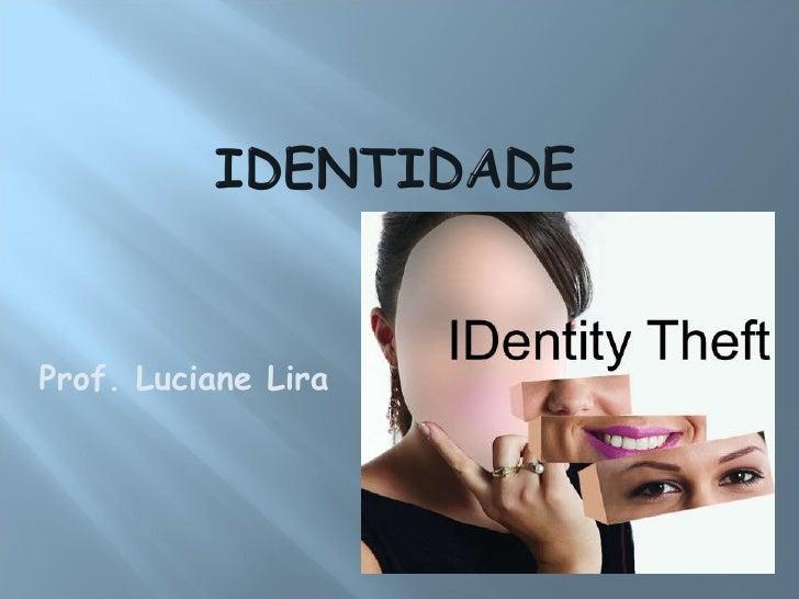 Prof. Luciane Lira