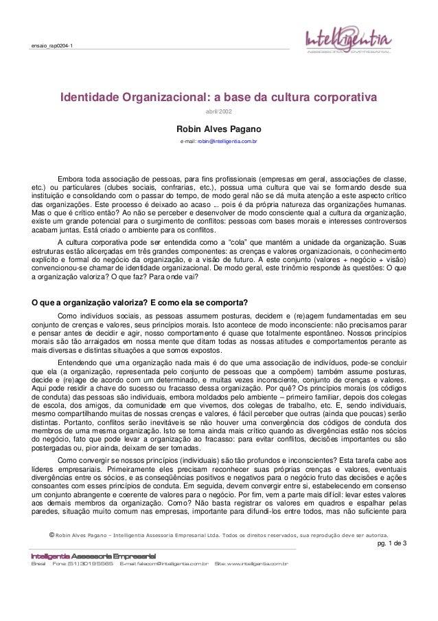 ensaio_rap0204-1 © Robin Alves Pagano – Intelligentia Assessoria Empresarial Ltda. Todos os direitos reservados, sua repro...