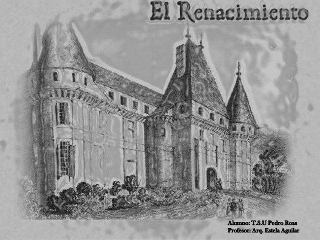 Alumno: T.S.U Pedro Roas Profesor: Arq. Estela Aguilar