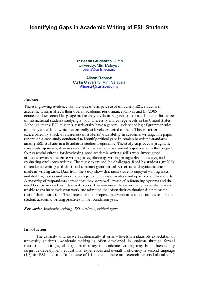 How to teach essay writing esl www aprilfoolspranks org