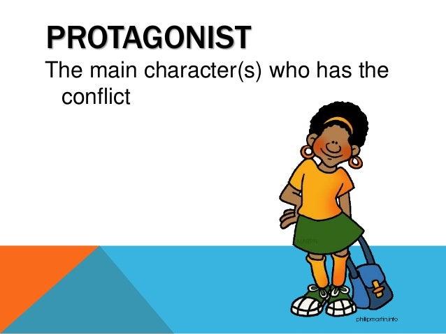 Protagonist antagonist essay