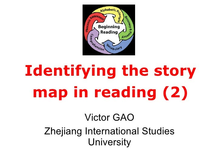 Identifying the storymap in reading updated 2