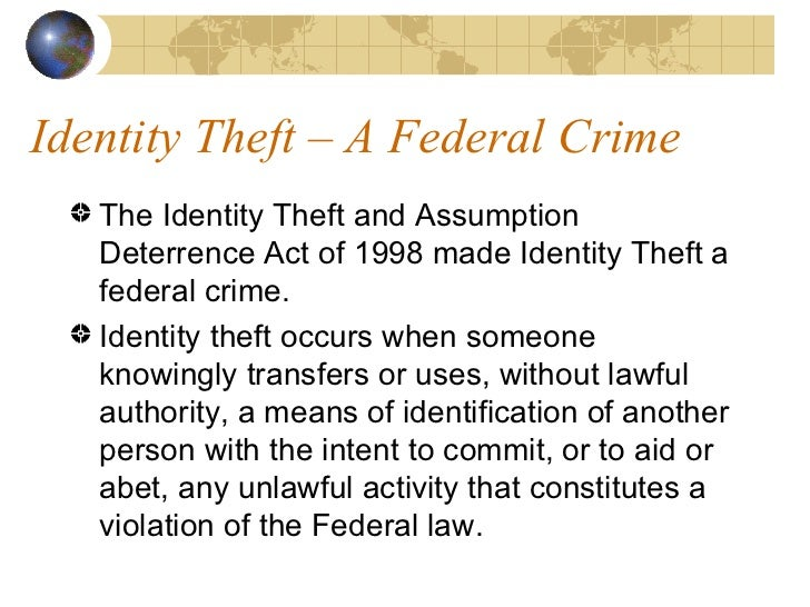 an overview of the theft act Overview criminal law of course, if the act itself is criminal for criminal law statutes for states other than new york.