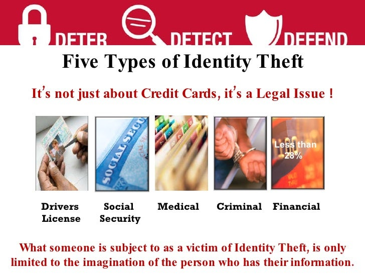 essays about identity theft Identity theft 9 pages 2212 words  identity theft in today's society, there is a white-collar crime that has greatly risen in popularity among criminals.