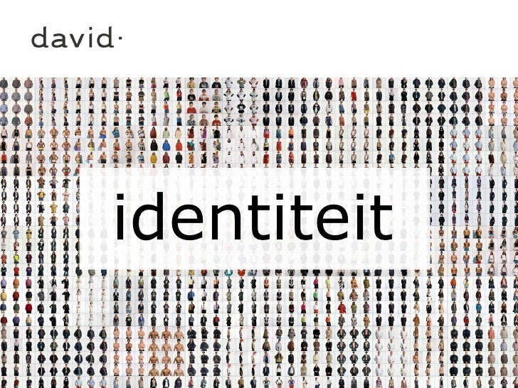 Identity Workshop By David