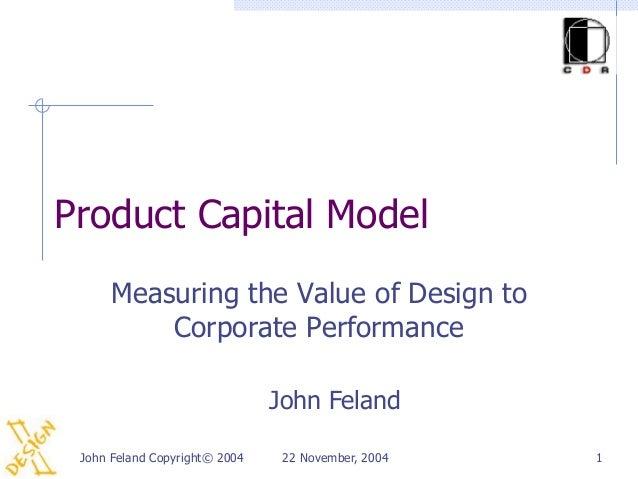 IDEO Know How Talk 2 Dec 2004 regarding my PhD work