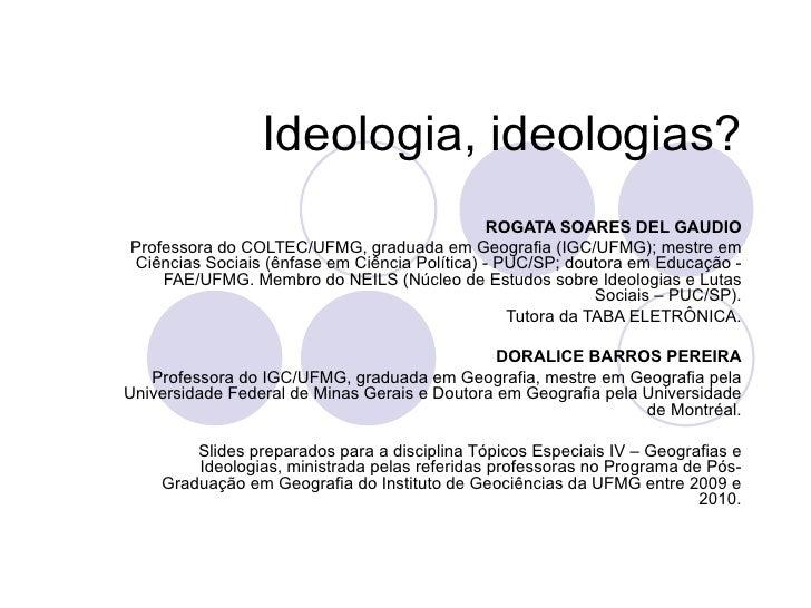 Ideologias1