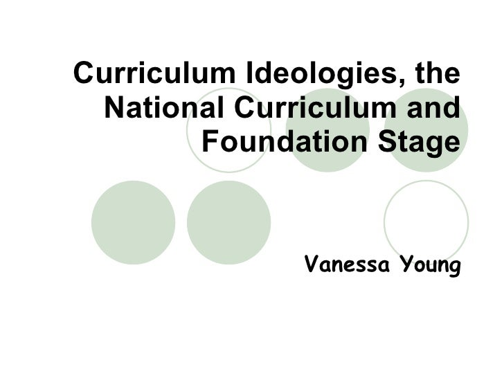 Ideologies of Education Year 3 Professional Studies