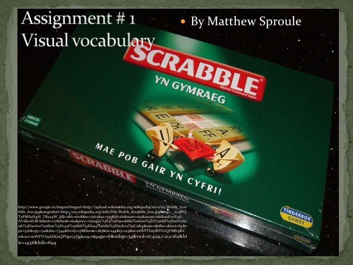 By Matthew Sproule<br />Assignment # 1 Visual vocabulary<br />http://www.google.ca/imgres?imgurl=http://upload.wikimedia.o...